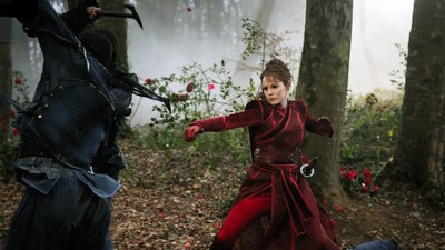 Into The Badlands - 03x10 Raven's Feather, Phoenix Blood