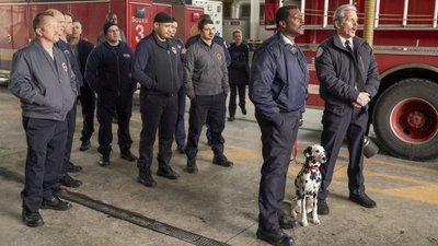 Chicago Fire - 07x16 Fault In Him
