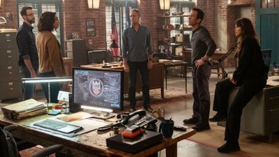 NCIS: New Orleans - 05x16 Survivor