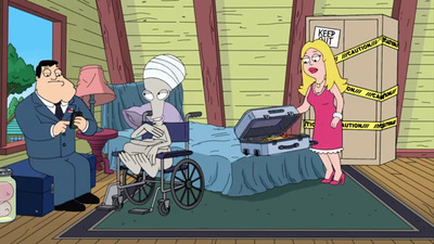 American Dad! - 15x16 Persona Assistant