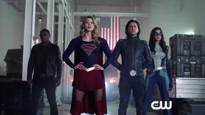 Supergirl - 04x13 What's So Funny About Truth, Justice, and the American Way?