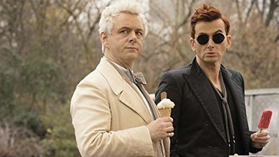 Good Omens - 01x06 The Very Last Day Of The Rest Of Their Lives   Screenshot