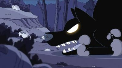 Hilda - 01x13 Chapter 13: The Black Hound Screenshot