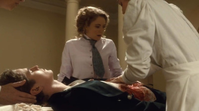 Murdoch Mysteries (CA) - 12x17 Darkness Before Dawn (part 1)