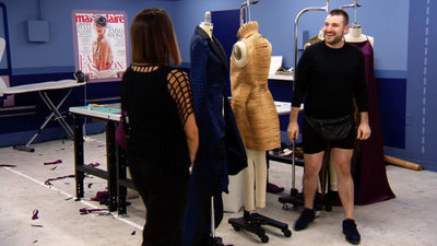 Project Runway All-Stars - 07x13 All The World's a Runway Screenshot