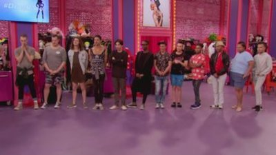 RuPaul's Drag Race - 11x04 Trump: The Rusical