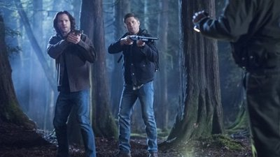 Supernatural - 14x16 Don't Go In The Woods Screenshot