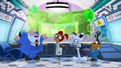 Danger Mouse (2015) - 02x49 The World Is Full Of Stuff Screenshot