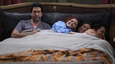 Will & Grace - 10x16 Conscious Coupling