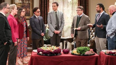 The Big Bang Theory - 12x18 The Laureate Accumulation