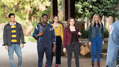 Legacies - 01x16 There's Always a Loophole