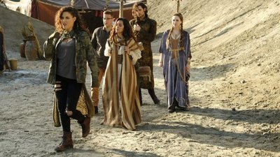 The Magicians - 04x10 All That Hard, Glossy Armor -