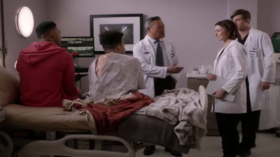 Grey's Anatomy - 15x21 Good Shepherd