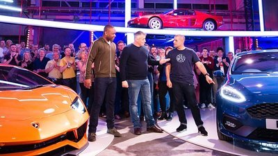 Top Gear (UK) - 26x05 Episode 5 Screenshot