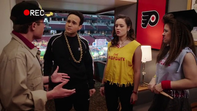 The Goldbergs - 06x20 This is This is Spinal Tap