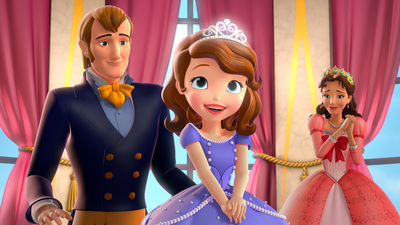 Sofia the First - 04x26 Sofia The First: Forever Royal Screenshot