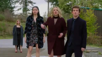 Pretty Little Liars: The Perfectionists - 01x09 Lie Together, Die Together