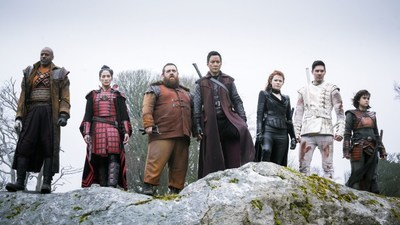 Into The Badlands - 03x16 Seven Strike as One