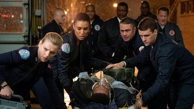 Chicago Fire - 07x19 Until The Weather Breaks
