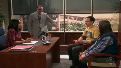 The Big Bang Theory - 12x19 The Inspiration Deprivation