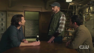 Supernatural - 14x19 Jack in the Box