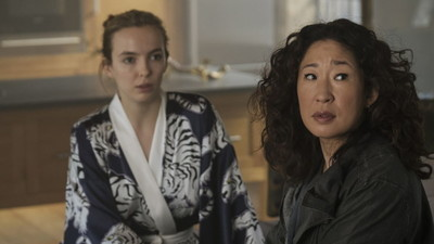 Killing Eve - 02x07 Wide Awake Screenshot