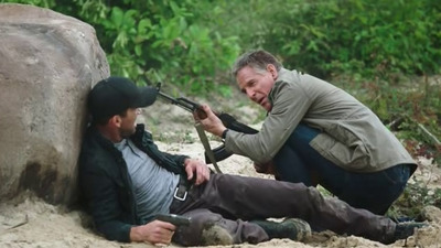 NCIS: New Orleans - 05x23 The River Styx, Part 1