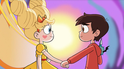 Star Vs the Forces of Evil - 04x37 Cleaved