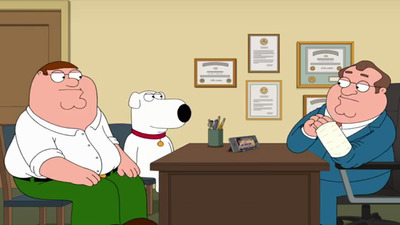 Family Guy - 17x20 Adam West High Screenshot