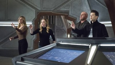 DC's Legends Of Tomorrow - 04x15 Terms of Service