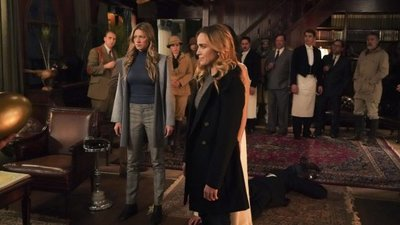 DC's Legends Of Tomorrow - 04x13 Egg MacGuffin