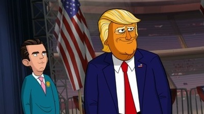 Our Cartoon President - 01x18 Election Special 2018