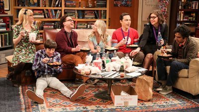The Big Bang Theory - 12x24 The Stockholm Syndrome Screenshot