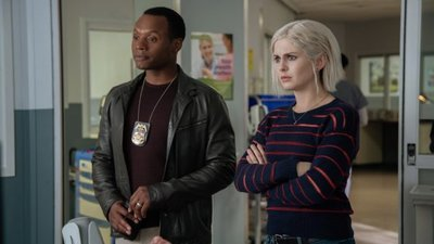 iZombie - 05x07 Filleted to Rest