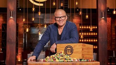 MasterChef Australia - 11x35 Mystery Box Challenge & Invention Test With Heston Blumenthal - Sweet Week