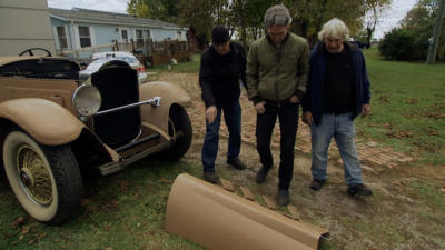 American Pickers - 20x10 The Mysterious Madame X