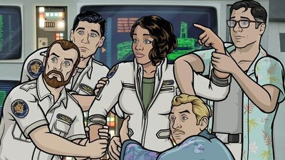 Archer - 10x03 1999 - The Leftovers