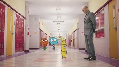 The Amazing World of Gumball - 06x44 The Inquisition Screenshot