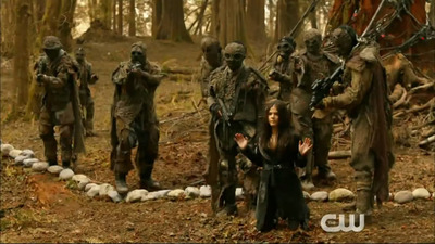 The 100 - 06x11 Ashes to Ashes