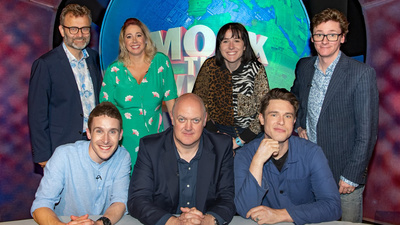 Mock The Week (UK) - 18x05 Maisie Adam, Ed Byrne, Larry Dean, Ed Gamble & Tiff Stevenson Screenshot