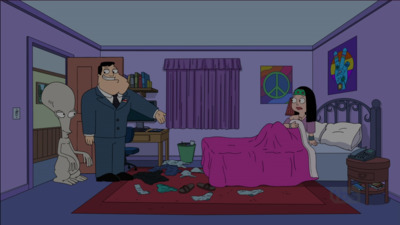 American Dad! - 16x16 Pride Before The Fail