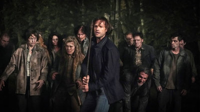 Supernatural - 15x01 Back and to The Future