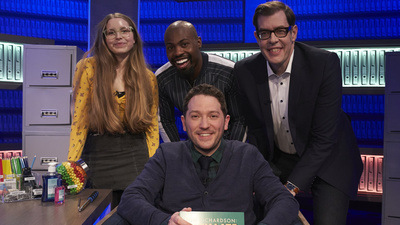 Jon Richardson: Ultimate Worrier (UK) - 02x02 Modern Living