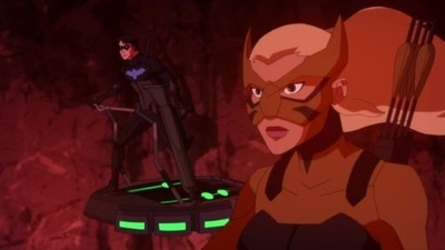 Young Justice - 03x23 Terminus