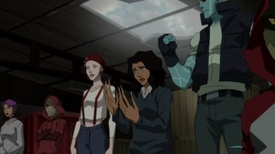 Young Justice - 03x18 Early Warning