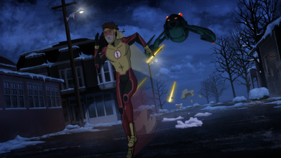 Young Justice - 03x17 First Impression