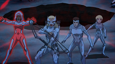 Young Justice - 03x15 Leverage