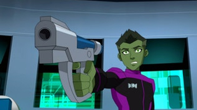 Young Justice - 03x12 Nightmare Monkeys