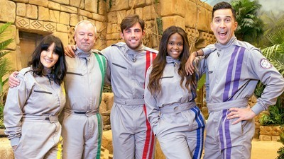 The Crystal Maze (2017) - 06x06 Celebrity Crystal Maze (6) Screenshot