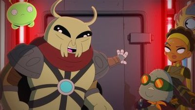 Final Space - 02x08 The Remembered